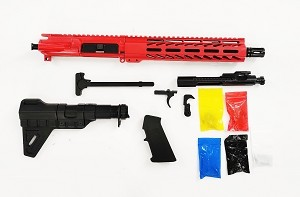 "Ar 15 .300 BLACKOUT 16"" RIFLE KIT, 16"" nitrided barrel Actions"